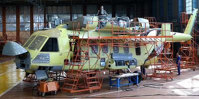 """Здесь создают будущие флагманы вертолетостроения. Какими будут """"Ансат"""" и Ми-38"""