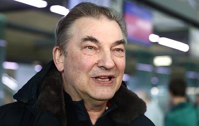 Третьяк заявил, что будет рад увидеть дуэль российских вратарей в финале плей-офф НХЛ