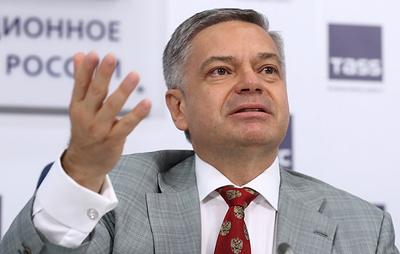 Президент Федерации гандбола России обсудил с главой EHF подачу заявок на проведение ЧЕ