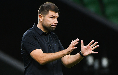 """Мусаев назвал равными шансы """"Краснодара"""" и ПАОКа на попадание в групповой этап ЛЧ"""