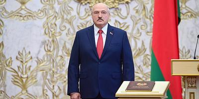 Речь Александра Лукашенко на церемонии инаугурации. Главное