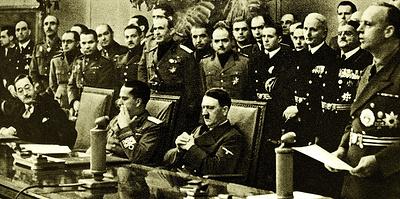 Тучи сгущаются: 80 лет назад Германия, Италия и Япония заключили Берлинский пакт