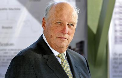 Короля Норвегии положили в больницу