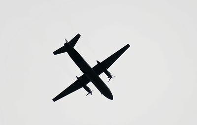 Под Харьковом разбился самолет