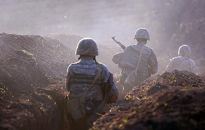 Премьер Армении заявил, что азербайджанские ВС начали атаку в направлении Карабаха