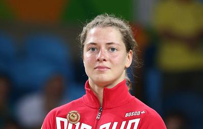 Материнство придало Кобловой сил вернуться после травмы и выиграть чемпионат РФ по борьбе