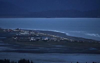 Землетрясение магнитудой 7,4 произошло у берегов Аляски