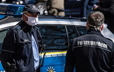 В Дрездене исламист напал с ножом на прохожих