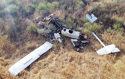 Минобороны Армении сообщило об уничижении турецкого беспилотника в Карабахе