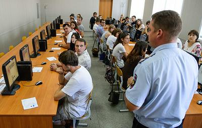 МВД отказалось от идеи увеличить количество вопросов при сдаче экзамена на права