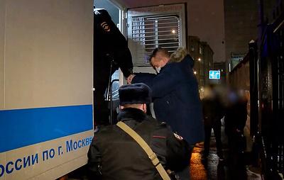 СК завершил допрос экс-замглавы ФСИН Максименко