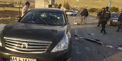 """Что известно об убийстве """"автора иранской ядерной программы"""" Мохсена Фахризаде"""