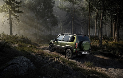 Автоваз начал производство нового внедорожника Lada Niva Travel