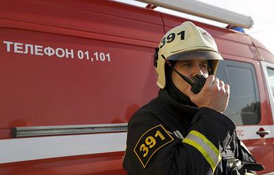 Семь человек спасено при пожаре в многоэтажке на западе Москвы