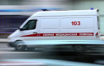 Водитель пассажирского автобуса умер после ДТП с грузовиком в Орле
