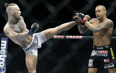Макгрегор и Порье проведут реванш на турнире UFC в АБу-Даби