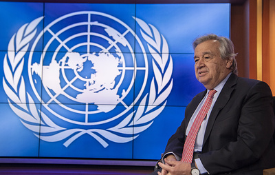 Генсек ООН рассчитывает, что ВОЗ одобрит вакцину РФ от коронавируса как можно скорее