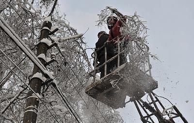 Энергетики полностью восстановили электроснабжение в Челябинской области после непогоды