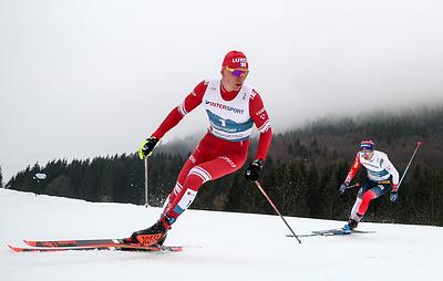 Неудержимый Большунов. Лучший российский лыжник впервые стал чемпионом мира
