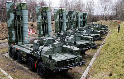 Турция рассматривает возможность приобретения у России второго полка С-400
