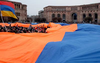 Политический кризис в Армении. Стороны взяли паузу