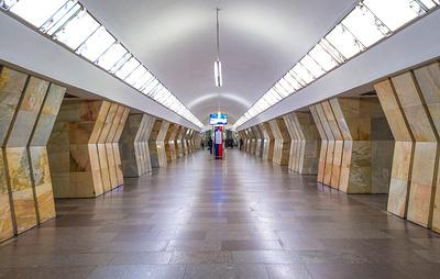 """Поезда не останавливаются на станции московского метро """"Сухаревская"""" в сторону центра"""