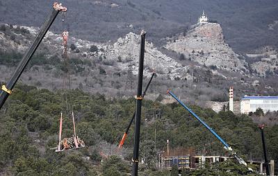 """Строительство детского центра в крымском парке """"Форос"""" привлечет в него больше туристов"""