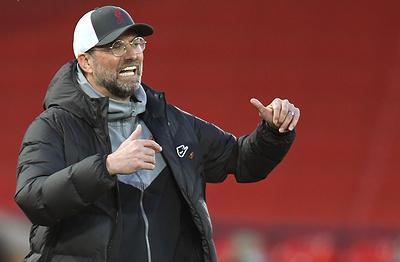 Клопп: Ливерпулю необходимо попасть в следующий розыгрыш Лиги чемпионов