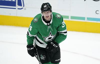"""Дубль Гурьянова помог """"Далласу"""" одержать победу в матче НХЛ против """"Коламбуса"""""""
