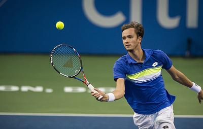 Даниил Медведев поднялся на второе место в рейтинге Ассоциации теннисистов-профессионалов