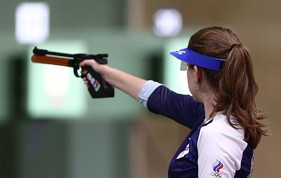 Стрелок Бацарашкина принесла сборной России первую золотую медаль Олимпийских игр в Токио