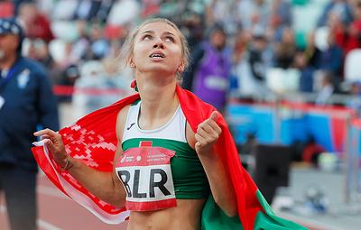 Международная федерация легкой атлетики обеспокоена ситуацией с Тимановской