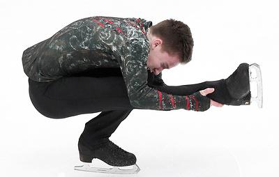 Фигурист Мозалев поставил цель отобраться на Олимпиаду в Пекине