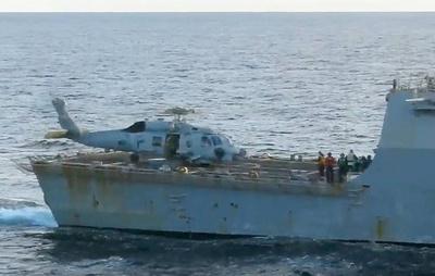 ВМС США назвали ложным заявление Минобороны РФ об инциденте с эсминцем в Японском море