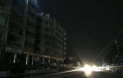 Кабул остался без электричества из-за взрыва на подстанции