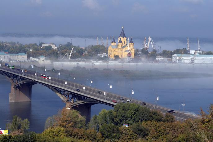 Nizhny Novgorod - 71 points