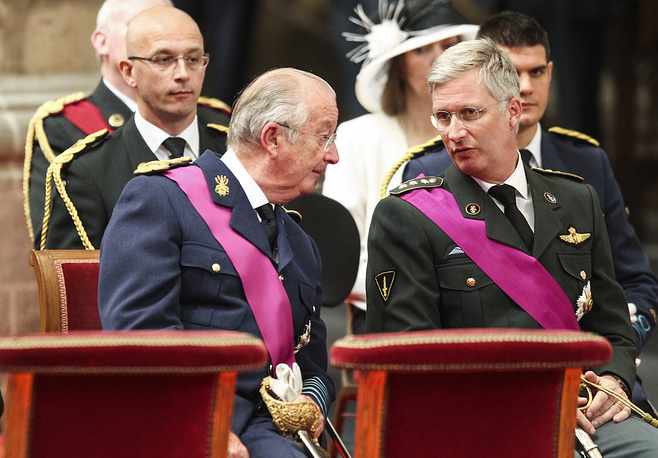 Sixth King of Belgium, Albert II announced on July 3 in a televised address to the nation about his decision to abdicate