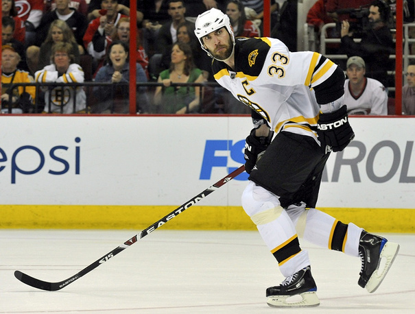 Zdeno Chára,  ice hockey defenseman, currently captain of the Boston Bruins of the NHL is to bear the flag for Slovakia's team
