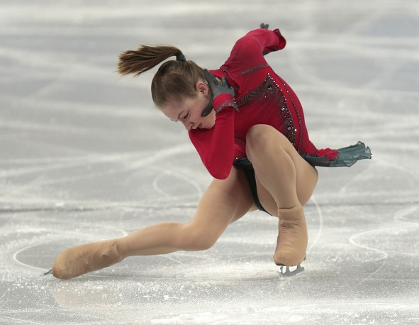 Fifteen-year-old Yuliya Lipnitskaya stunned judges and spectators at 2014 Winter Sochi Olympics