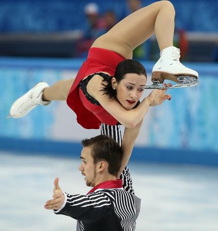 Ksenia Stolbova and Fyodor Klimov