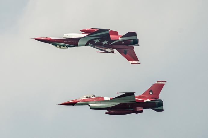 F-16C (Singapore)