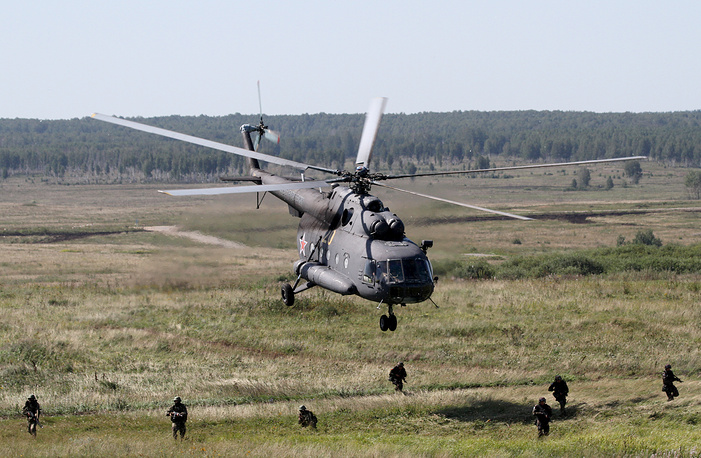 "Joint antiterrorist exercises ""Peace mission 2013"" in August"