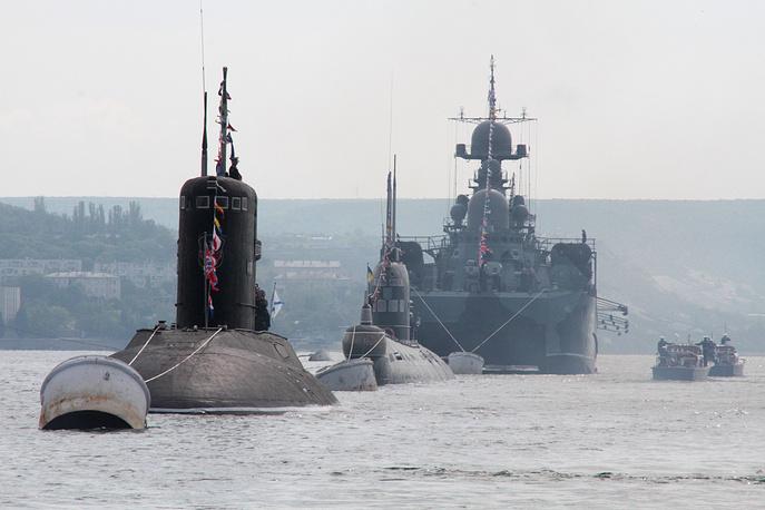 Diesel attack submarine Alrosa