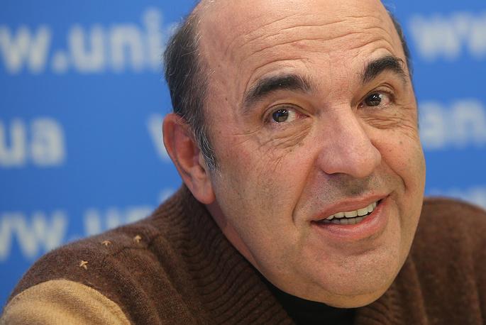 Businessman Vadim Rabynovych