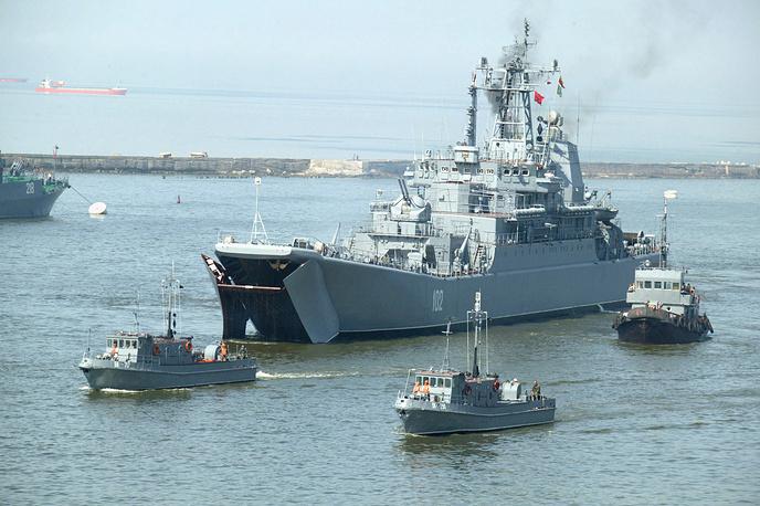 Large landing ship Kaliningrad