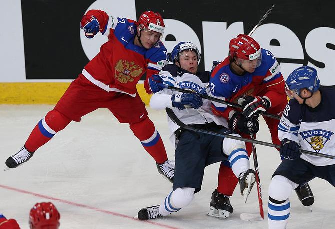 Russia-Finland 4:2