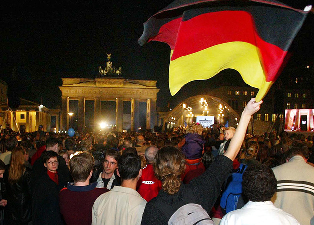On 20 June 1991, it was decided, that both government and parliament should move to Berlin from Bonn