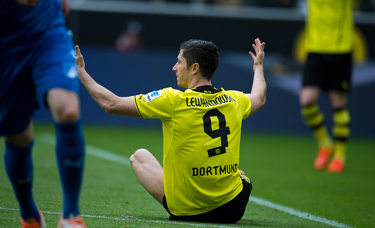 Robert Lewandowski is going to miss the World Cup togethter with Poland's national team