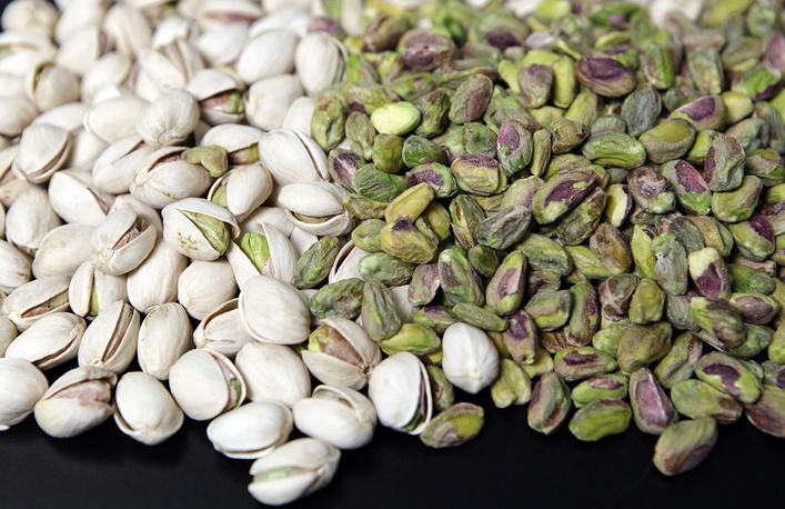 Californian pistachios