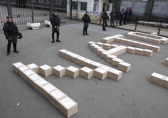 Batkivshchyna Party launched a petition calling for a referendum about Ukraine's accession to NATO